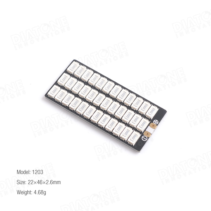 Diatone 1203 5730 Color Flash Bang 36 LED 12v Board