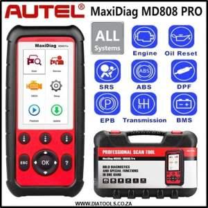 Autel MaxiDiag MD808 Pro Diatools 1B