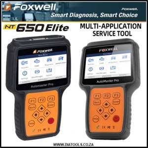 Foxwell NT650 Elite Diatools 1D