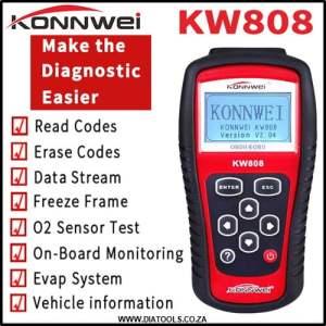 KONNWEI KW808 Diatools 1AA