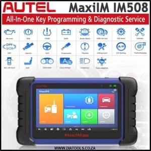 Autel MaxiIM IM508 Diatools 1A