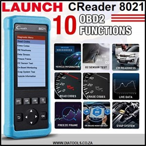 LAUNCH CREADER 8021 Diatools 1A