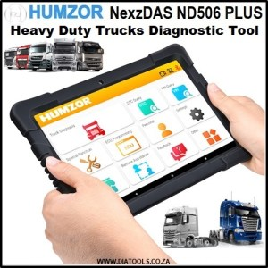 Humzor NexzDAS ND506 PLUS Diatools 1C