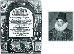 De Magnete (1600) by William Gilbert. Image