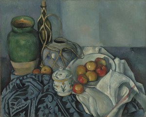 Still Life with Apples. Image