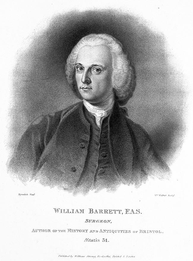 William Barrett. Plate