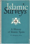 Islamic Surveys 4: A History of Islamic Spain, book cover