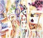 Telling Paint: Paris-Oakland, 2001-2003, book cover