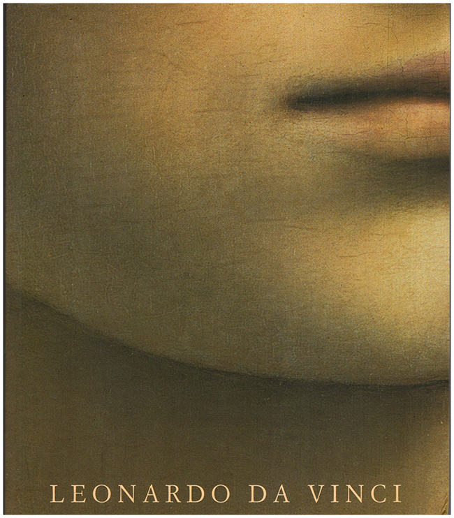 Leonardo da Vinci: The Complete Paintings, book cover