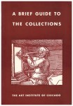 AIC: A Brief Guide to the Collections, book cover