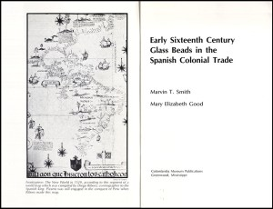 Title Page: Early Sixteenth Century Glass Beads in the Spanish Colonial Trade (30489_2)