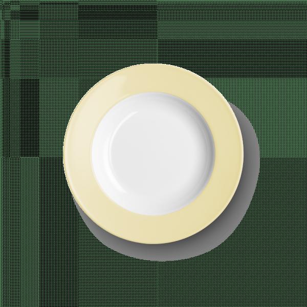 Bel Air Dibbern Porzellan Suppenteller D 23.5 cm beige NEU! Bone China