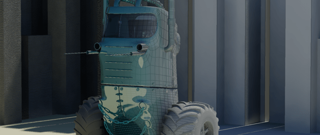 Another vehicle