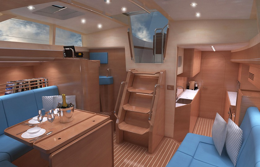 Kraken Yachts Blue Water Cruising Boats By Dibley Marine