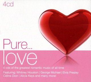 Pure… Love (4CD BoxSet) (2011)