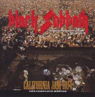 Black Sabbath – California Jam 1974 (2019) [Bootleg]
