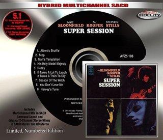 Mike Bloomfield, Al Kooper, Steve Stills – Super Session (1968/2014)