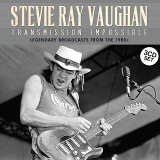 Stevie Ray Vaughan – Transmission Impossible (3 CD Box set, Collector's Edition) (2015)
