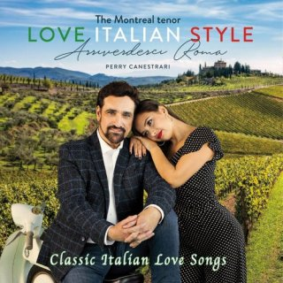 The London Pops Orchestra – Love Italian Style (2020)