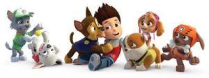 dibujos animados patrulla canina