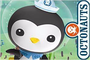 personaje pepe pinguino octonautas