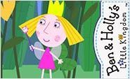 personaje de la princesa holly