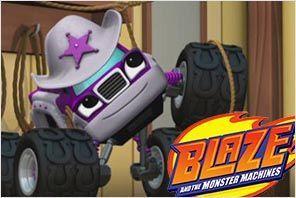 personaje starla blaze monster machines