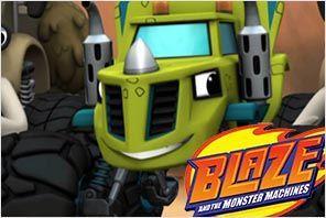personaje zeg monster machine
