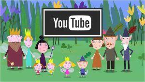videos episodios ben y holly