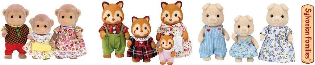 familias-sylvanian-families-mono-panda-y-cerdo