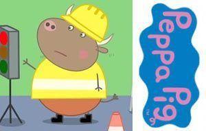 senor-bull-peppa-pig
