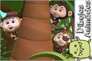 Banana Bandit Top Wing personajes
