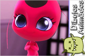 Personajes ladybug  Tikki