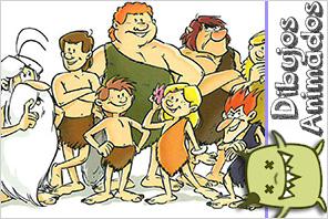 personajes dibujos animados  erase una vez el hombre
