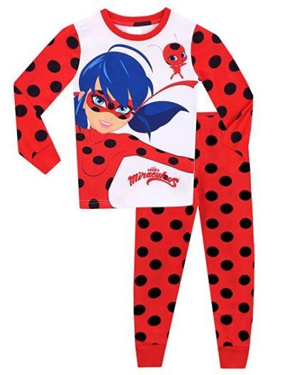 pijama ladybug niña
