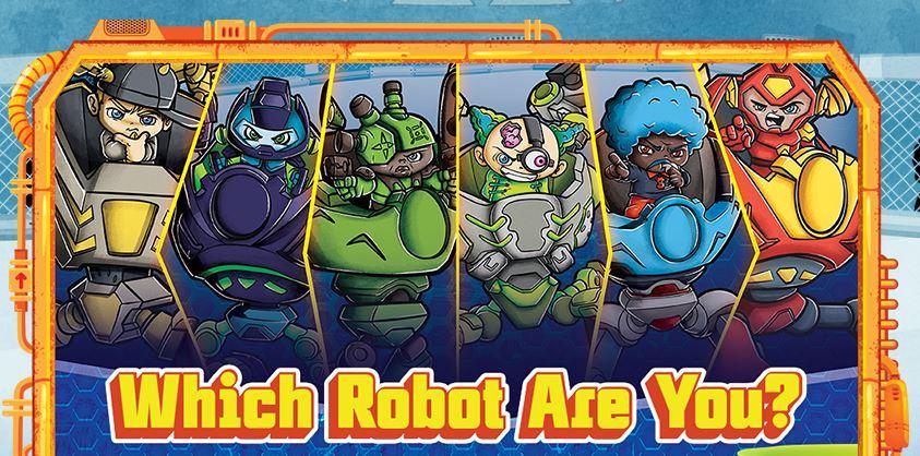 Ready 2 Robot