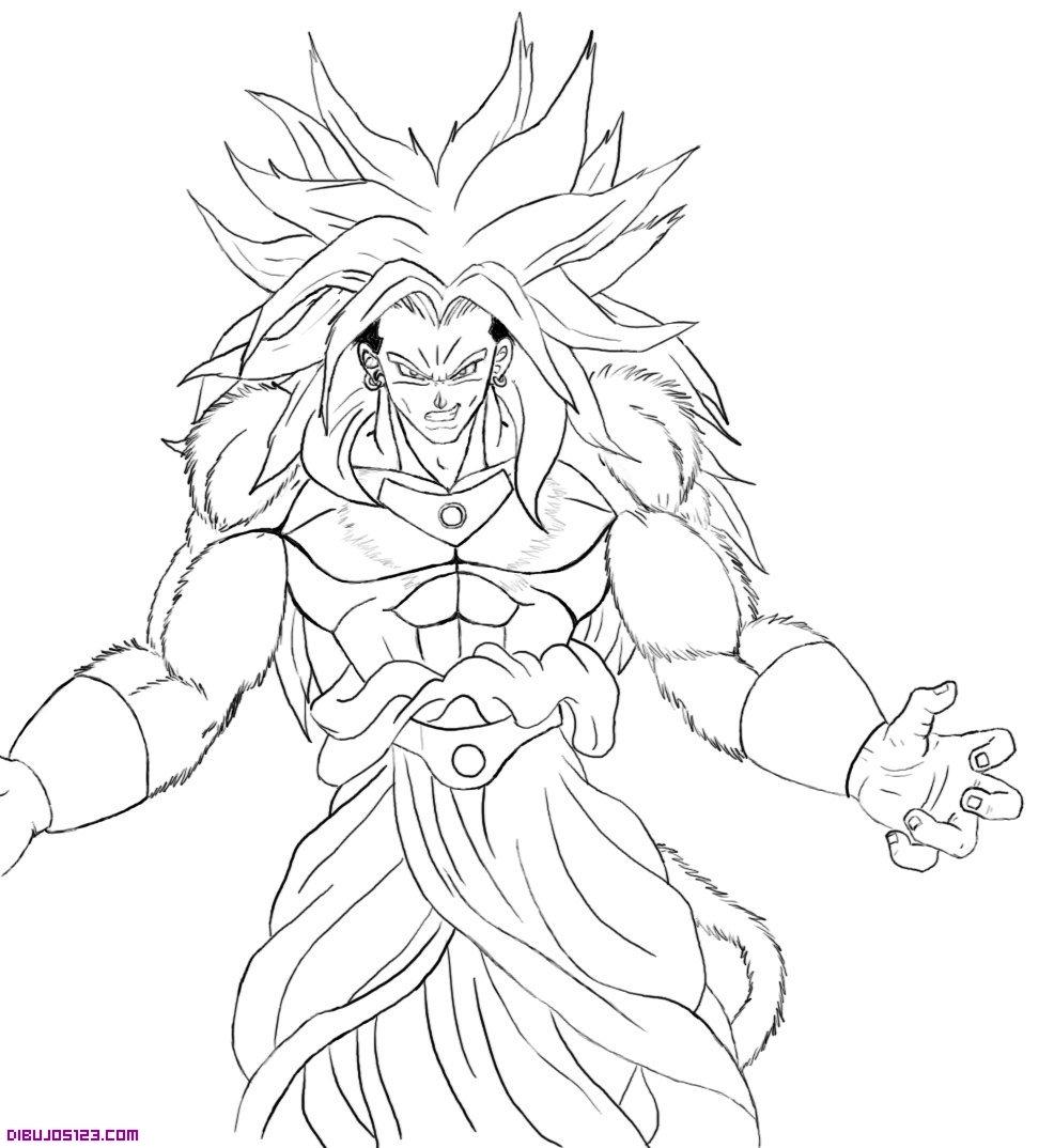 Dibujos De Ninos Goku Nino Dibujo Para Colorear