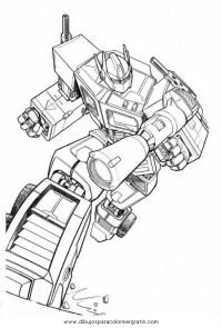 Dibujos De Optimus Prime Para Colorear Optimus Prime Para