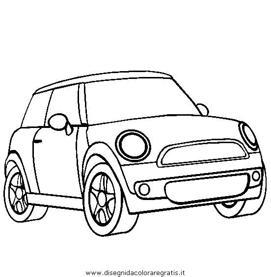 Dibujo aa_Mini-Cooper en la categoria medios_trasporte diseños