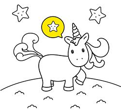 Dibujos Kawaii De Unicornios Faciles Para Dibujar