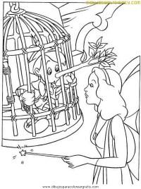 Pinocho y su hada madrina