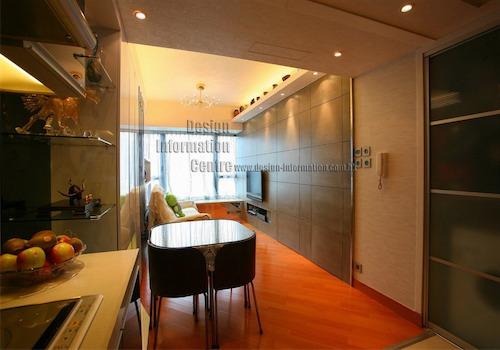 設計情報中心 Design Information Centre : 荃灣 - 爵悅庭南爵軒