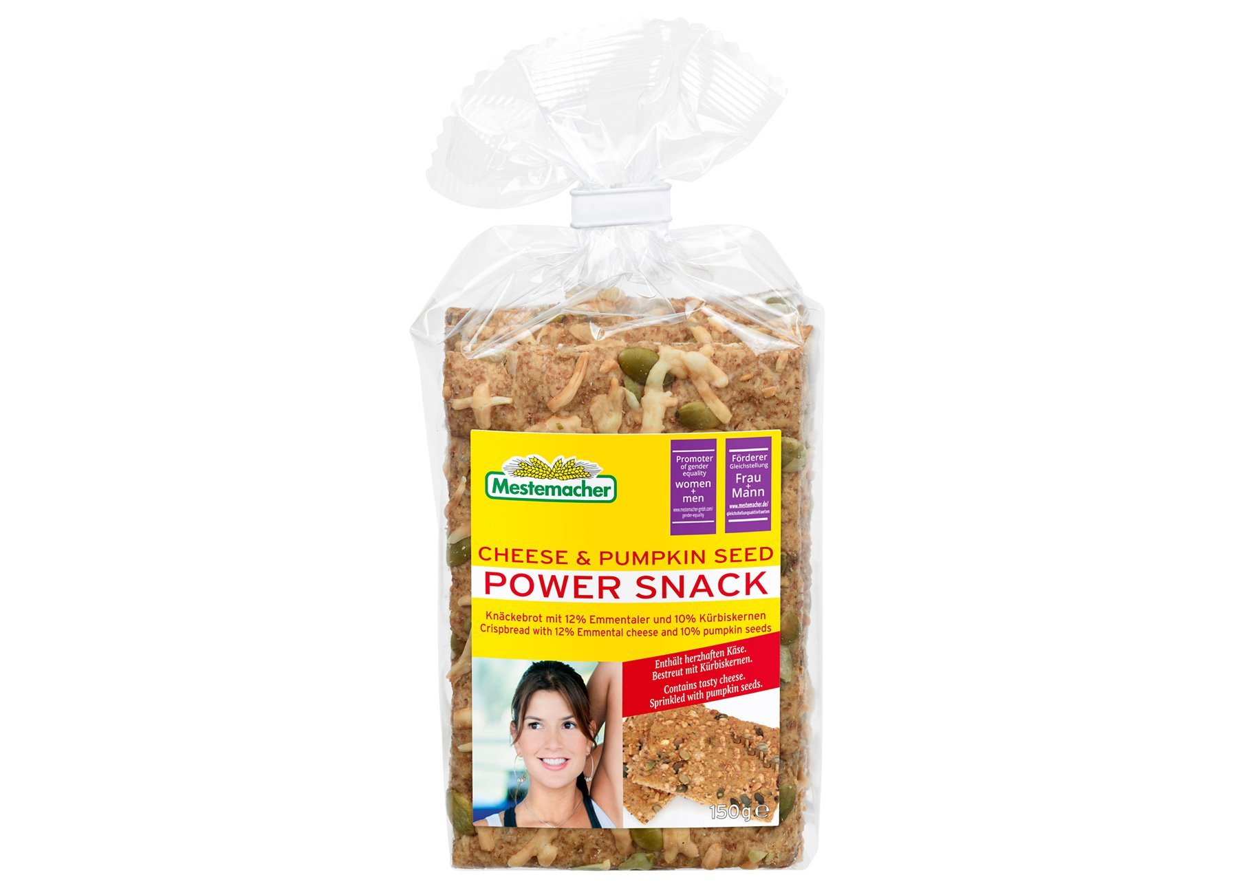 Mestemacher Rye bread with muesli 500g - Dical House