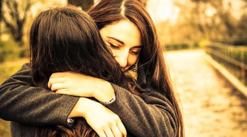 abraço eu gosto