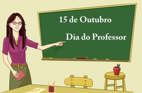 Frases Curtas de Homenagem para o Dia do Professor