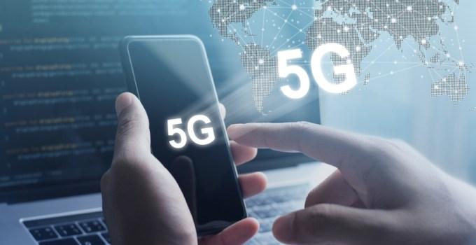 Tecnologia 5G Mata