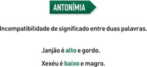 Antonímia