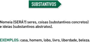 Substantivos