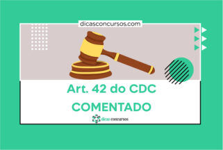 Art. 42 do CDC [COMENTADO]