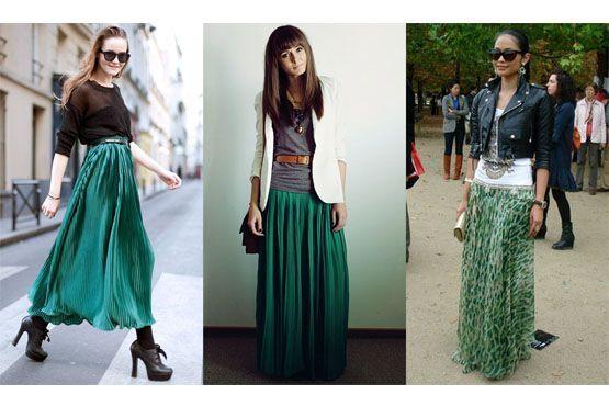2 Tendência: Verde esmeralda